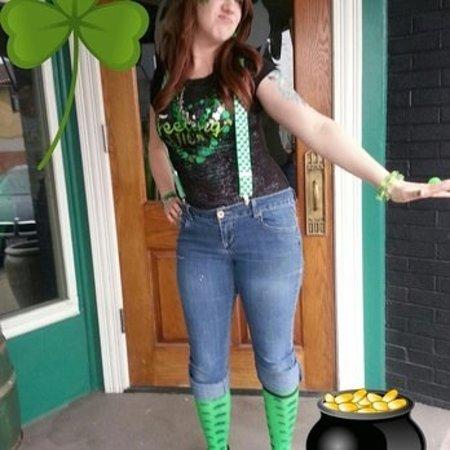 O'Dells Irish Pub & Ale House: Luck of the Irish
