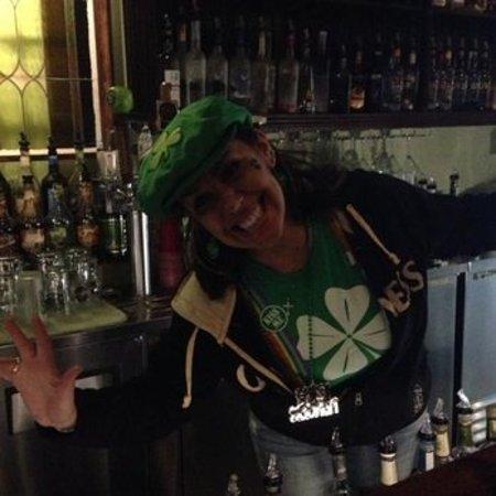 O'Dells Irish Pub & Ale House: Shamrocking!