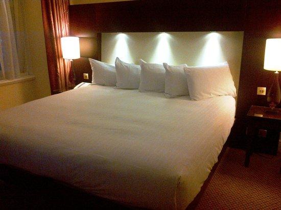 Hilton Brighton Metropole: The room
