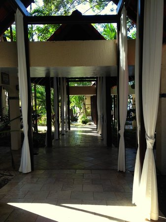 Renaissance St. Croix Carambola Beach Resort & Spa: welcome center