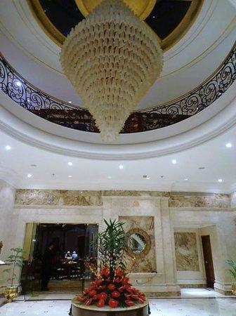 The Accord Metropolitan: lounge