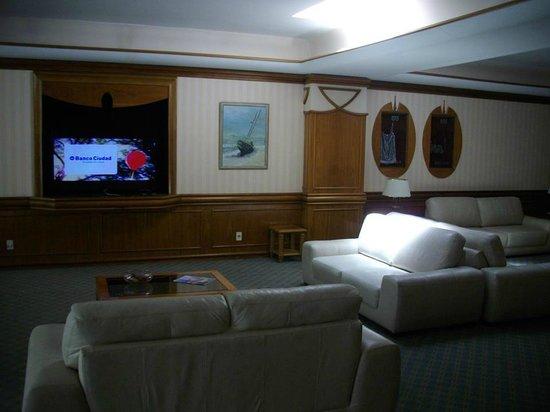 Hotel Remanso: Sala de estar