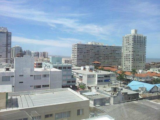 Hotel Remanso: Vista do terraço