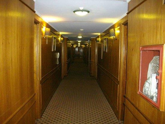 Hotel Remanso: Corredor