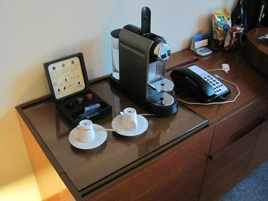 Novotel Citygate Hong Kong: Nespresso Set