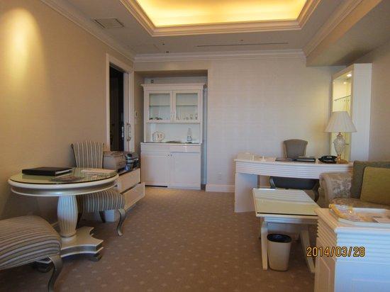 Hotel La Suite Kobe Harborland: 客室内