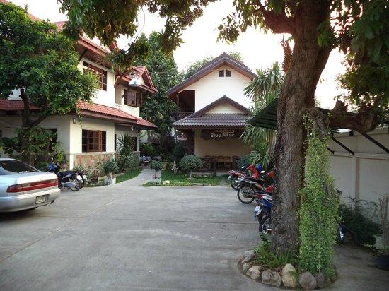 Blue Star Guest House : Arrivée à la GH
