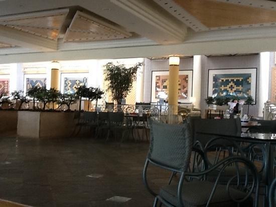 Isrotel Yam Suf Hotel: холл