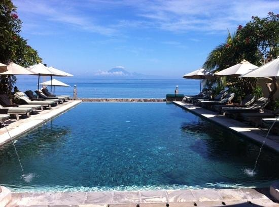 Puri Mas Boutique Resort & Spa: A truly amazing pool!