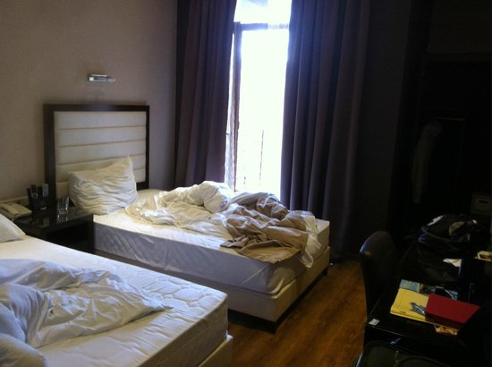 Hotel Orion Tbilisi: Comfort Twin room with Balcony