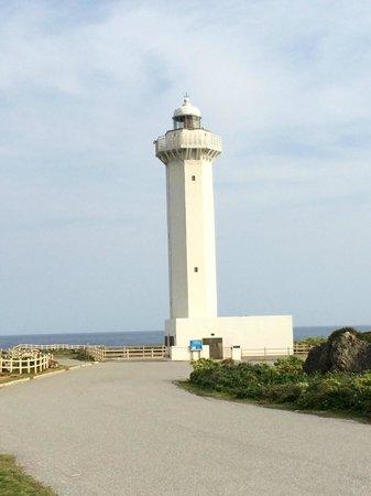 Higashi Hennazaki Lighthouse : 灯台