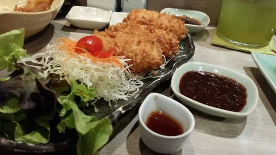 Isao: Kami Cream Cheese Korekke - deep fried cream cheese crab meat...