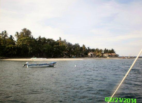 Pura Vida Cabilao: Our arrival to Cabilao