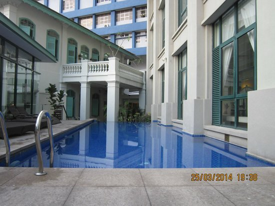 The Majestic Malacca: Swimming Pool