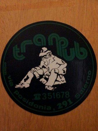 Tramp's Pub: Insegna storica