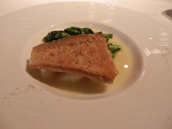 Hakone Auberge Ren : シェフおすすめ魚料理