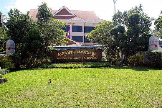 Khemara Angkor Hotel & Spa: Отель