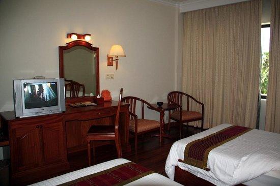Khemara Angkor Hotel & Spa: Номер