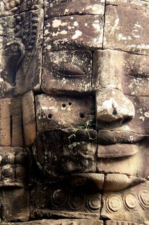 Khemara Angkor Hotel & Spa : Храмовый комплекс Байон