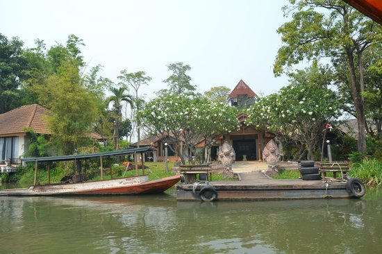 Kasem Island Resort : jardins