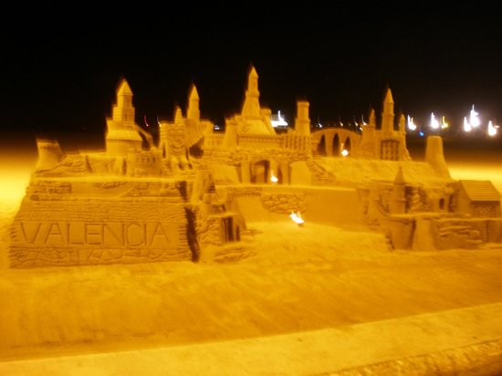 Miramar: Песочная архитектура