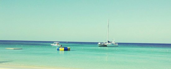 Las Sirenas Hotel & Condos: Playa West Bay