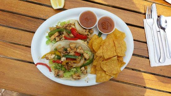 Castaway Cafe: Castaway Fish Taco