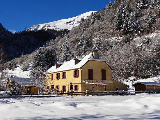Auberge Gite des Cascades: gite auberge des cascades
