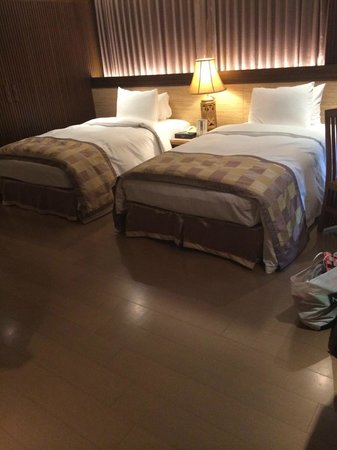 ISIS Taipei Boutique Hotel : different room on last day