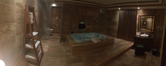 ISIS Taipei Boutique Hotel : bathroom on the last room...HUGE