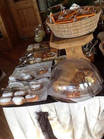 Hotel Letizia : colazione