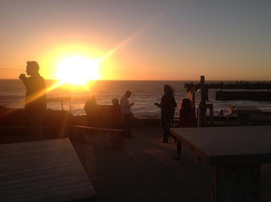 Muisbosskerm: Sunset
