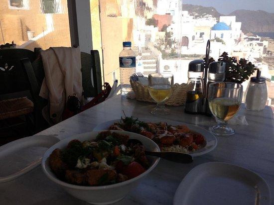 Lotza: お料理と景色