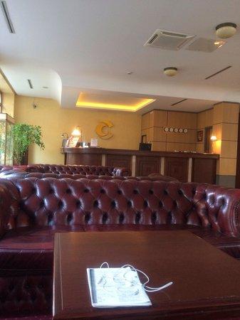 Conti Hotel: Приятная обстановка