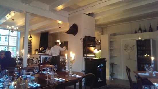 Restaurant Maven : Внутри ресторана