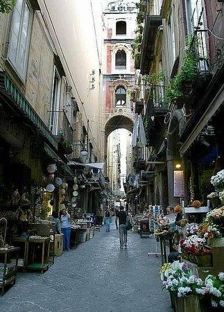 B&B Palazzo Anticaglia Luxury Napoli: Stupenda