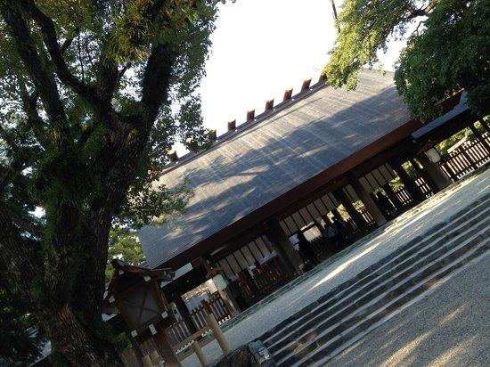 Atsuta Jingu Shrine: 神宮