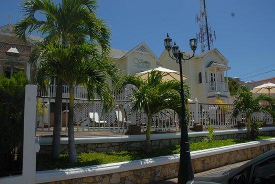 Hotel Victoriano: Frontansicht