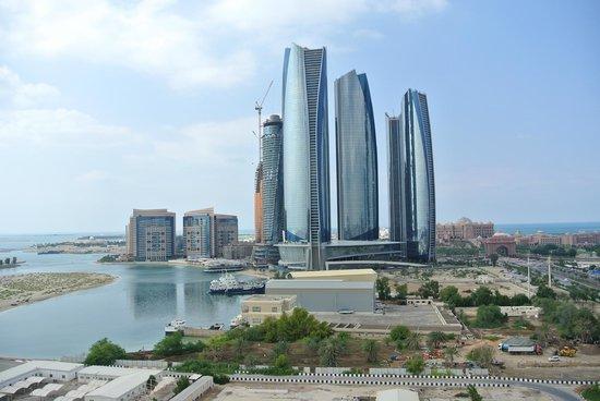 InterContinental Abu Dhabi: Вид