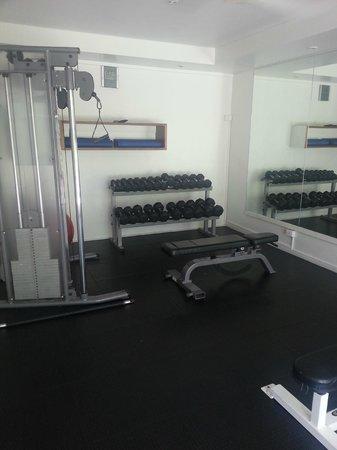 Hilton Fiji Beach Resort & Spa: Gym