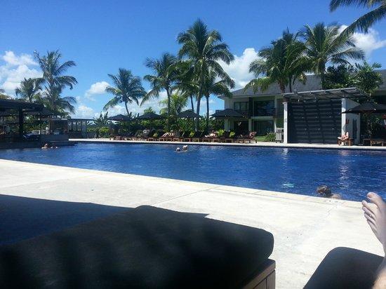 Hilton Fiji Beach Resort & Spa: Adult pool
