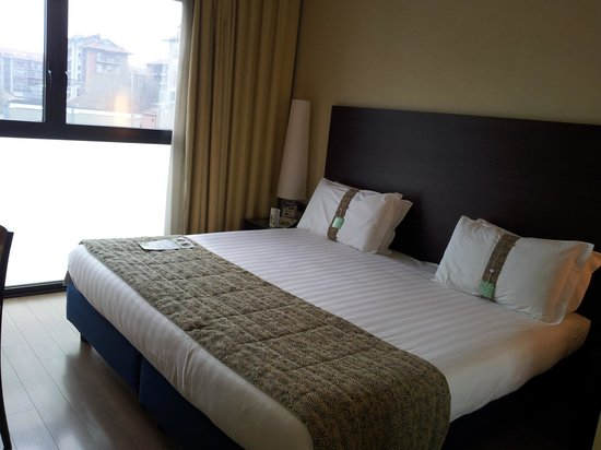 Holiday Inn Turin-Corso Francia : camera