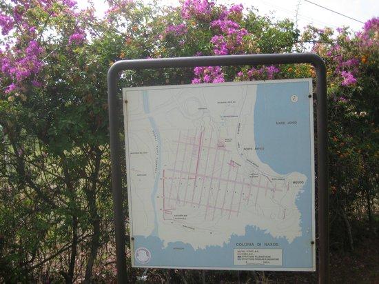 Museo Archeologico Regionale di Agrigento: план древних поселений