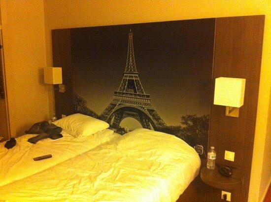 Victoria Hotel: Camera