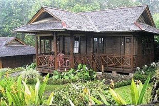 Highland Resort & Nature Tours: The cottage