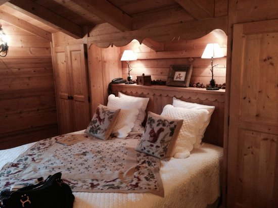la chambre photo de le cerf amoureux sallanches tripadvisor. Black Bedroom Furniture Sets. Home Design Ideas