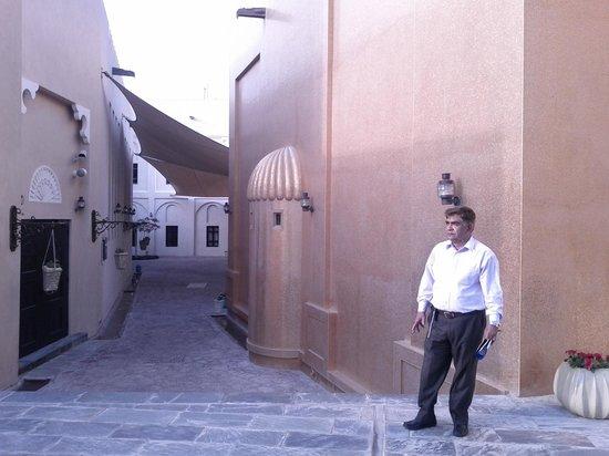 Katara Cultural Village: Golden Mosque