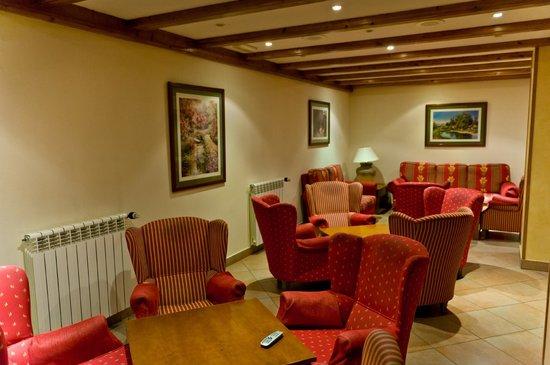 Hotel Soldeu Maistre: Комната отдыха