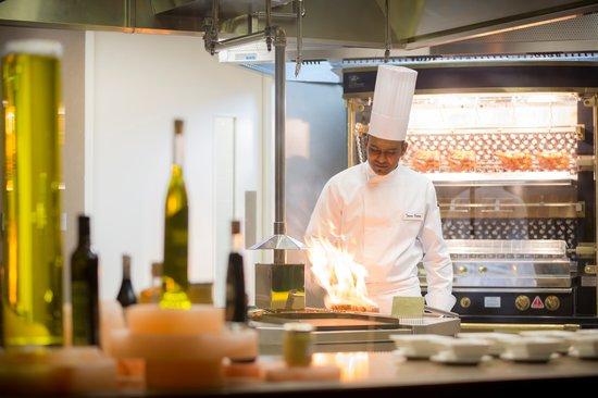 Novotel Abu Dhabi Al Bustan: Choice Cut Steak House