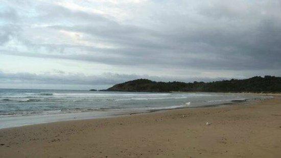 BreakFree Aanuka Beach Resort: Beach after 6pm